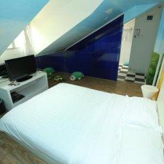 Отель Xiamen Gulangyu Yue Qing Guang Hotel Китай, Сямынь - отзывы, цены и фото номеров - забронировать отель Xiamen Gulangyu Yue Qing Guang Hotel онлайн комната для гостей фото 5