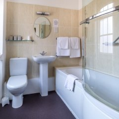 Отель Middletons Hotel Великобритания, Йорк - отзывы, цены и фото номеров - забронировать отель Middletons Hotel онлайн ванная