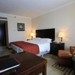 Beijing Continental Grand Hotel 3* Номер Делюкс с различными типами кроватей фото 6