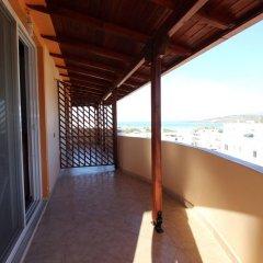Отель Vila Caushi (Rooms&Apartments) Албания, Ксамил - отзывы, цены и фото номеров - забронировать отель Vila Caushi (Rooms&Apartments) онлайн балкон