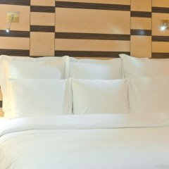 Гостиница Azimut Moscow Olympic 4* Полулюкс с разными типами кроватей фото 8