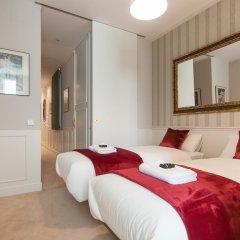 Отель Lovely And Chic Apt Next To Sagrada Familia Апартаменты с различными типами кроватей фото 31