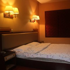 Dengba Hostel Chengdu Branch Стандартный номер с различными типами кроватей фото 3