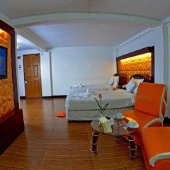 Clover Hotel 3* Номер Делюкс с различными типами кроватей фото 6