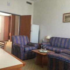Каравелла отель 3* Апартаменты с разными типами кроватей фото 3