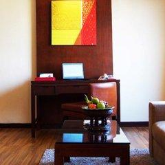 Отель Ramada Plaza by Wyndham Bangkok Menam Riverside 5* Люкс с различными типами кроватей фото 14