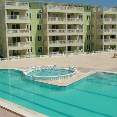 Royal Marina Apartments Турция, Алтинкум - отзывы, цены и фото номеров - забронировать отель Royal Marina Apartments онлайн бассейн
