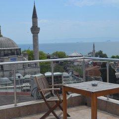 Art City Hotel Istanbul балкон