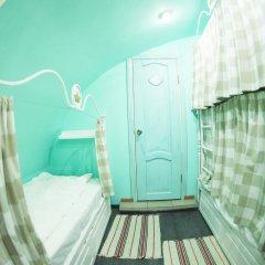 Хостел GOROD Патриаршие Кровать в общем номере с двухъярусной кроватью фото 14
