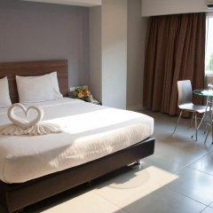 Отель 14 Living 3* Номер Делюкс фото 4