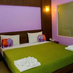 Hawaii Patong Hotel 3* Улучшенный номер с двуспальной кроватью фото 13