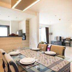 Отель Somerset Park Suanplu Улучшенные апартаменты фото 18