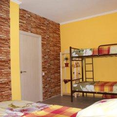 Хостел Кутузова 30 Кровать в мужском общем номере с двухъярусной кроватью фото 9
