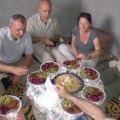 Отель Azultreck House Марокко, Загора - отзывы, цены и фото номеров - забронировать отель Azultreck House онлайн питание фото 3