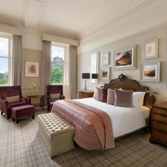 Отель Waldorf Astoria Edinburgh - The Caledonian комната для гостей фото 2