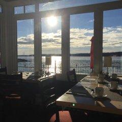 Отель Auberge La Goeliche Канада, Орлеан - отзывы, цены и фото номеров - забронировать отель Auberge La Goeliche онлайн питание