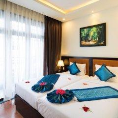 Pearl River Hoi An Hotel & Spa 3* Стандартный номер с различными типами кроватей фото 2