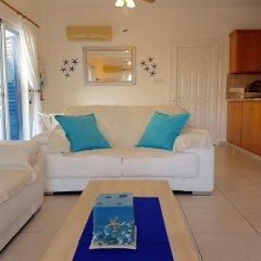 Отель Villa Charlotte Кипр, Протарас - отзывы, цены и фото номеров - забронировать отель Villa Charlotte онлайн комната для гостей фото 4