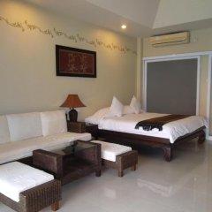 Отель Villa Thongbura 3* Студия с различными типами кроватей фото 22