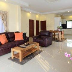 Отель Unique Paradise Resort 3* Коттедж с различными типами кроватей фото 7