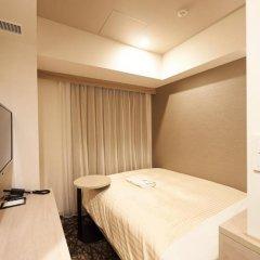 Отель Sotetsu Fresa Inn Ginza-Nanachome 3* Номер с различными типами кроватей фото 5