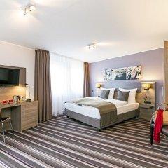 Leonardo Hotel Nürnberg 3* Номер Комфорт с различными типами кроватей фото 4