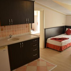 Yavuzhan Hotel 2* Люкс с различными типами кроватей фото 4
