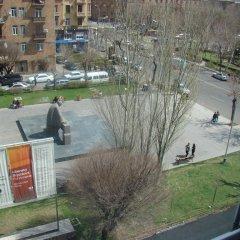 Апартаменты рядом с Каскадом Ереван балкон