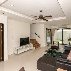 Отель Phuket Marbella Villa 4* Апартаменты с различными типами кроватей фото 18