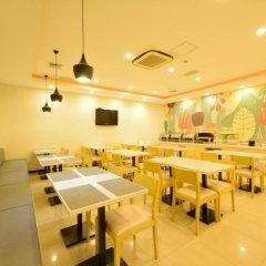 Отель Hanting Express Shenzhen Bao'an Xixiang Coach Terminal питание фото 2