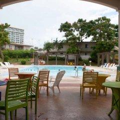Garden Villa Hotel бассейн фото 3