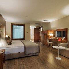 Отель Nirvana Lagoon Villas Suites & Spa 5* Люкс повышенной комфортности с различными типами кроватей фото 14