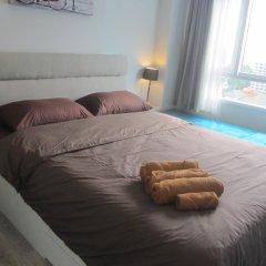 Отель Centric Sea Pattaya Апартаменты с различными типами кроватей фото 32