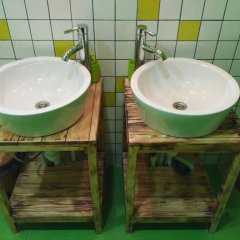 Eco Son Hotel & Hostel ванная