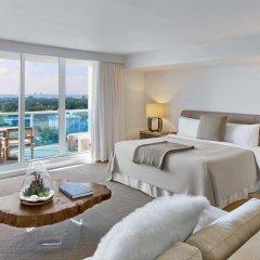 1 Hotel South Beach 5* Стандартный номер с различными типами кроватей фото 4