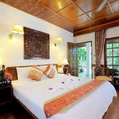Отель Tropica Bungalow Resort 3* Улучшенное бунгало с различными типами кроватей фото 31