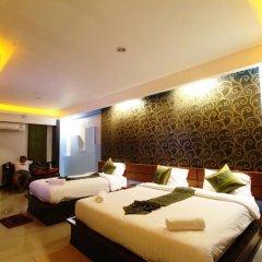Отель AC 2 Resort 3* Вилла с различными типами кроватей фото 34