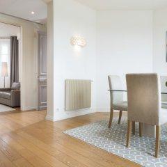 Отель Résidence Charles Floquet 2* Апартаменты с различными типами кроватей фото 39