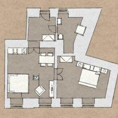 Отель 4 Arts Suites 3* Студия с различными типами кроватей фото 14