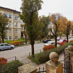 Апартаменты Welcomer apartments парковка