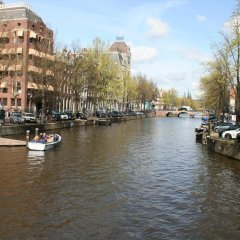 Boutique Hotel La Belle Vue Амстердам приотельная территория фото 2