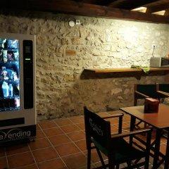 Отель Pensión Toranda гостиничный бар