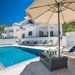 Отель Villa Margarita Bay Кипр, Протарас - отзывы, цены и фото номеров - забронировать отель Villa Margarita Bay онлайн бассейн фото 3