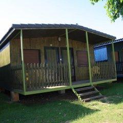 Отель Camping Iratxe Ciudad de Vacaciones Стандартный номер разные типы кроватей фото 4