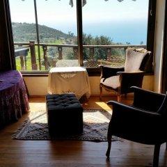 Отель Yediburunlar Lighthouse 5* Улучшенный номер фото 2