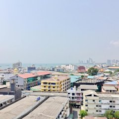 Отель Yensabai Condotel Паттайя балкон