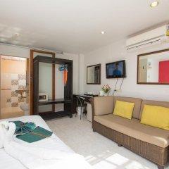 Отель Cool Sea House 2* Апартаменты разные типы кроватей фото 3