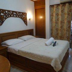 Max Hotel 3* Улучшенная студия разные типы кроватей