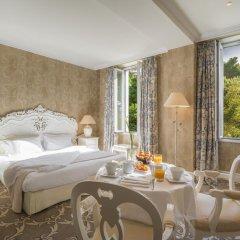 Hotel Chateau de la Tour комната для гостей