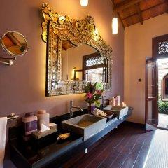 Отель Reef Villa and Spa 5* Люкс с различными типами кроватей фото 20